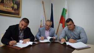 ГУМ в Сандански се превръща в модерен търговски център