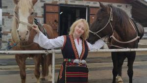 Ирина Жерева-журналистката с най-екстремните и адреналинови репортажи в Пиринско