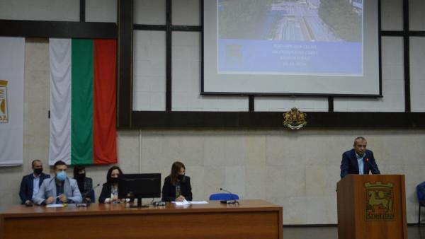 Общински съвет - Благоевград даде съгласие за изграждане на интер експо център