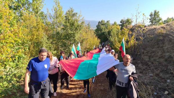 Стотици преминаха По стъпките на Самуиловите воини