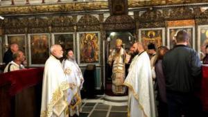 Преподаватели от Богословския факултет на СУ гостуваха в Неврокопска Епархия