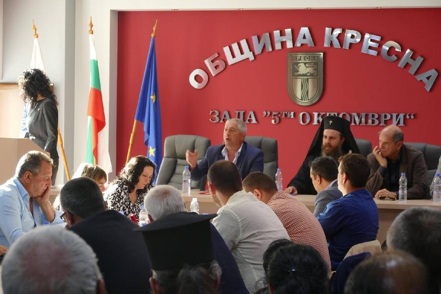 Кирилка Илиева от  БСП за България  е новият кмет на село Сливница, Кресненско