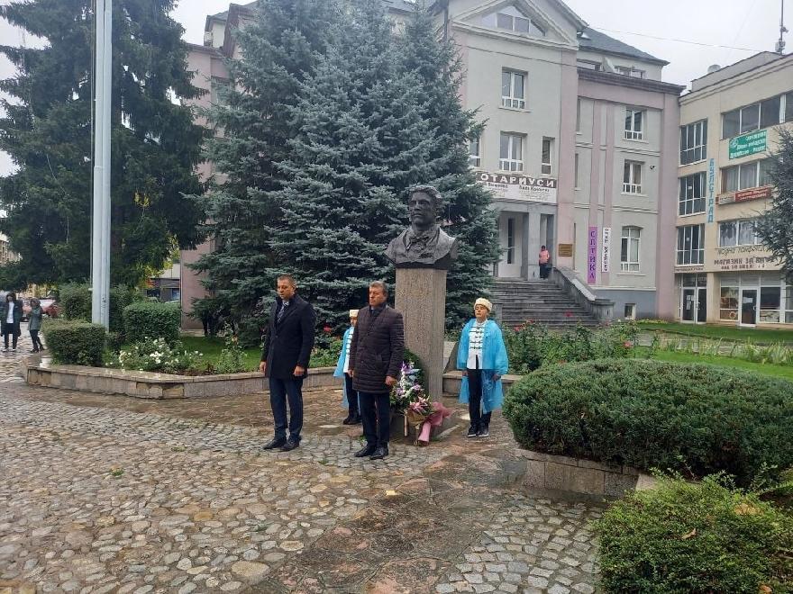 Общинското ръководство на Банско уважи празника на град Разлог